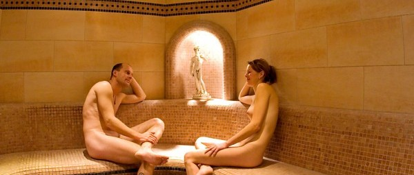 Nudity in Spas