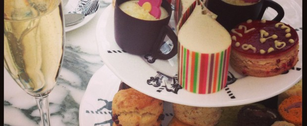 Mad Hatters Afternoon Tea at the Sanderson