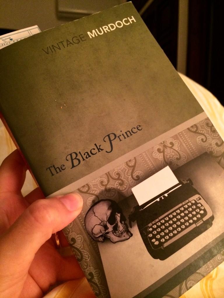 The black Prince Iris Murdoch