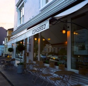 Cowshed Primrose Hill Review