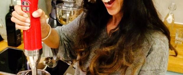Alkaline Cooking Lesson with Natasha Corrett