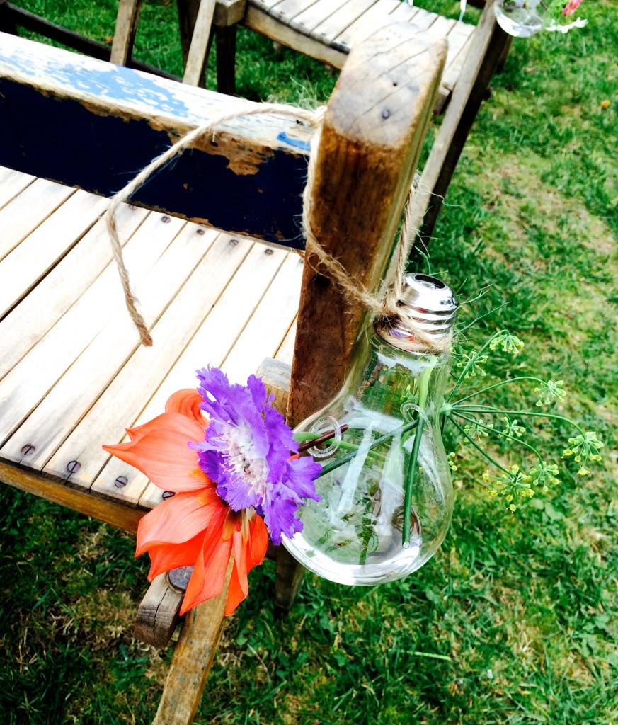 Eco-friendly, Recycleable Wedding Ideas
